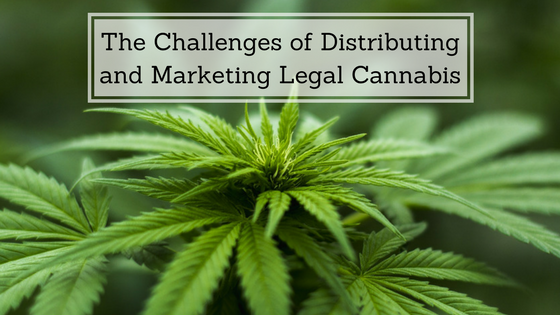 The Challenges of Distributing and Marketing Legal Cannabis