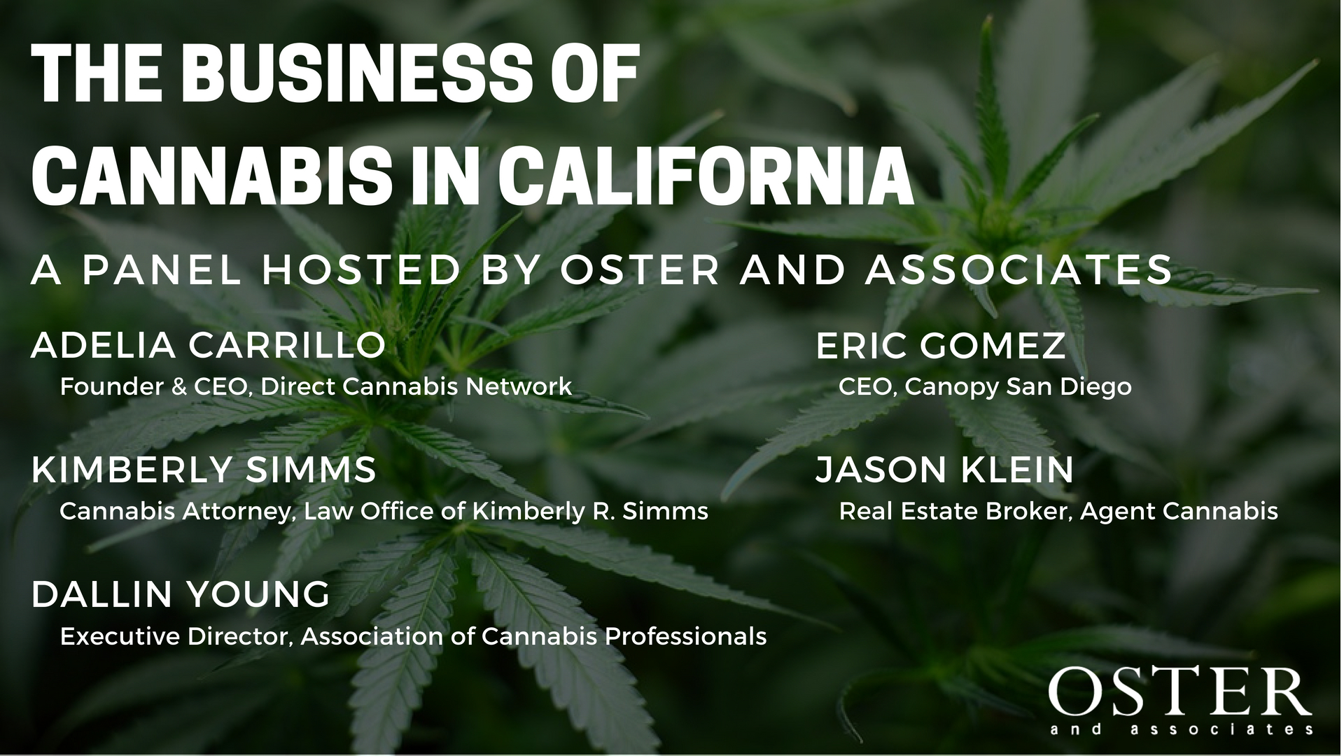Why the Business of Cannabis is Good Business