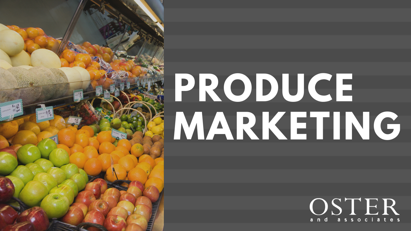 Marketing Trends in Produce