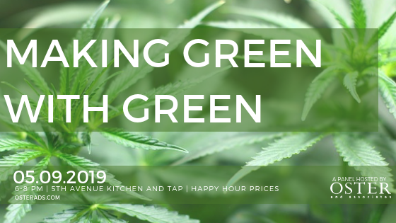 Making Green with Green - May 9, 2019
