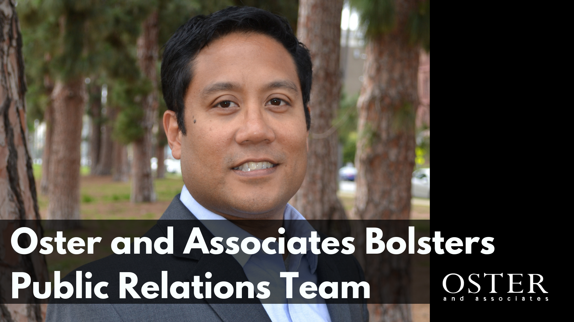 Oster and Associates Bolsters PR Team with Experienced New Hire