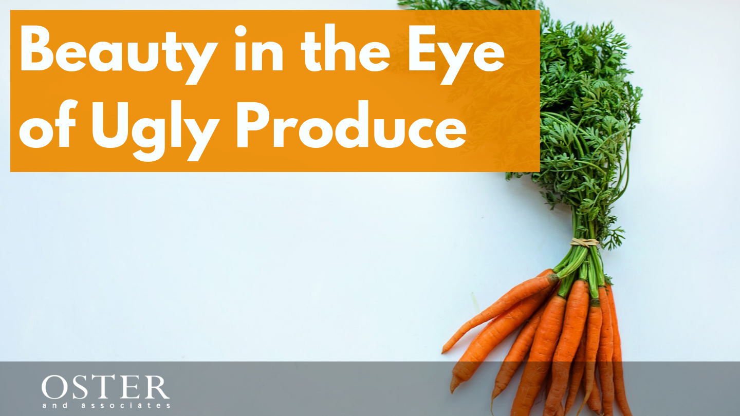 Beauty in the Eye of Ugly Produce