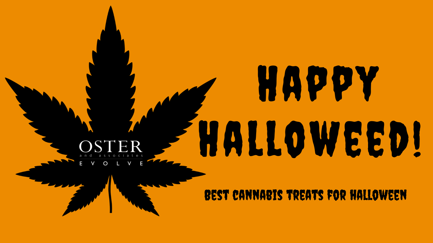 Happy Halloweed: Best Cannabis Treats for Halloween
