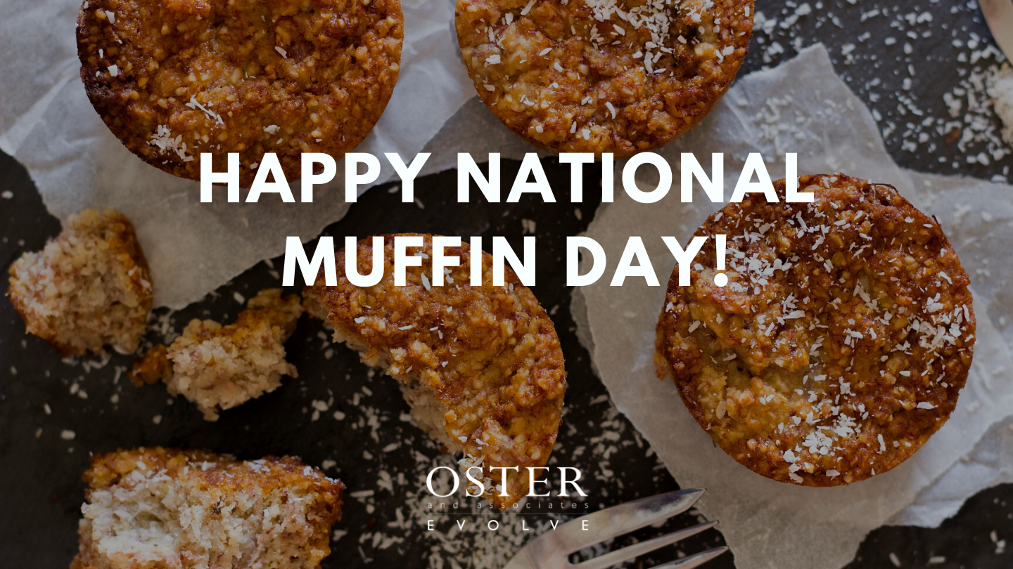 Happy National Muffin Day!