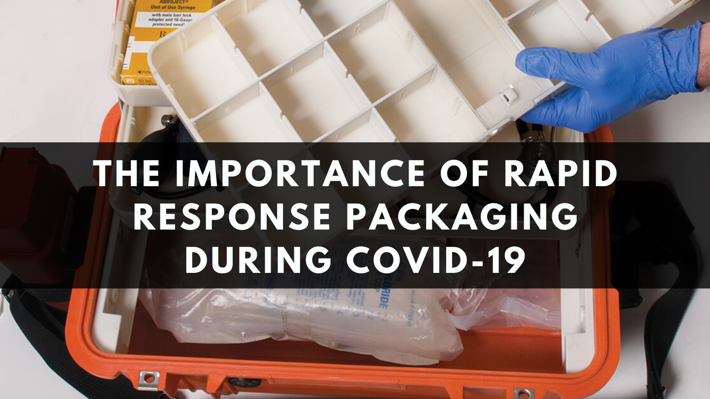 The Importance of Rapid Response Packaging During COVID-19